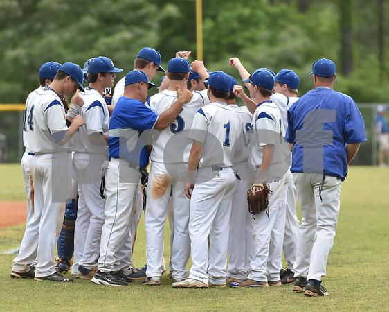 Calhoun Academy Baseball 2015 - State Champions