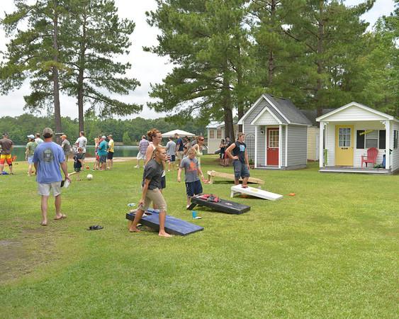 Buoy Creek - Taste of the Creek and INT SKI 2014